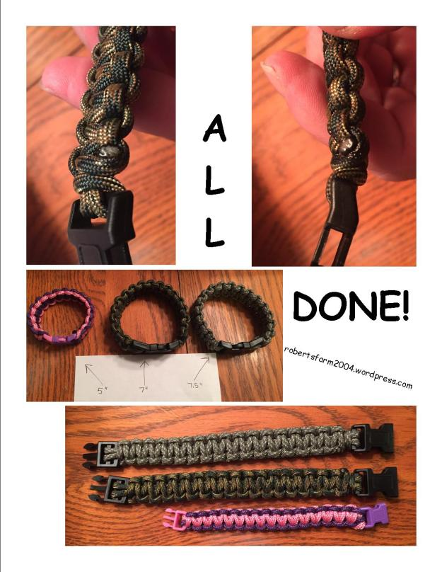 paracord tutorial10